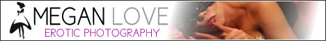 Megan Love Erotic Photography Banner
